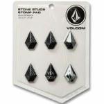 Volcom Stone Studs Stomp-Black-OS