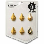 Volcom Stone Studs Stomp-Yellow-OS