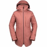 Volcom Iris 3-In-1 GORE-TEX® Jacket-Mauve-XS