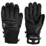 Volcom Mens Service GORE TEX Gloves-Black-S