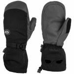 Volcom Mens 91 GORE TEX Mitt Gloves-Black-S