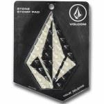 Volcom Mens Stone Stomp Pad-Black -OS