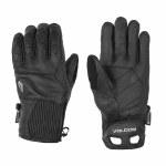 Volcom Mens Service Gore-Tex Gloves-Black-S
