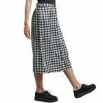 Volcom Get To Steppin Skirt Womens-Black-M