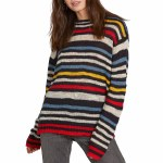 Volcom BowRain Sweater-Multi-XS
