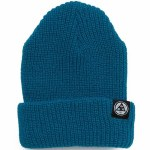 Welcome Talisman Beanie-Teal-OS