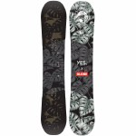 Yes Globe Not So Basic Snowboard-158
