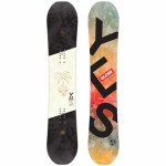 Yes Mens Globe Traditionalist Snowboard-Assorted-152