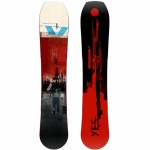 Yes Mens Hybrid Snowboard-Assorted-153