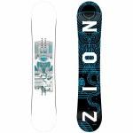 Zion Z1 Passive/Aggressive Camber Snowboard-156