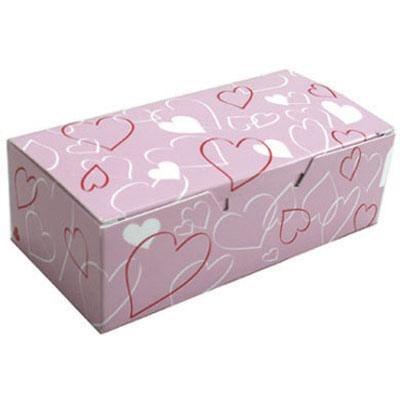 1/2# Entangled Hearts Box