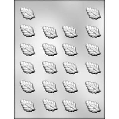 """1.25"""" Leaf Choc Mold (22)"""