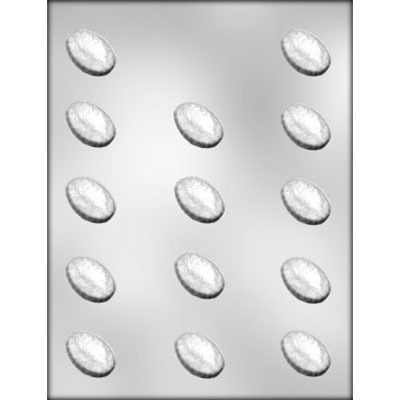 """1 3/8"""" Fluted Oval Mold (14)"""