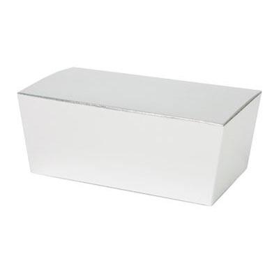 1# Ballotin 1PC Silver Box