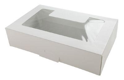 1 LB Cookie Box w/ Window