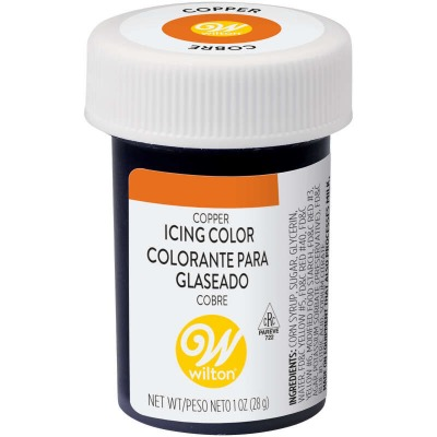 1 Oz Icing Color Copper