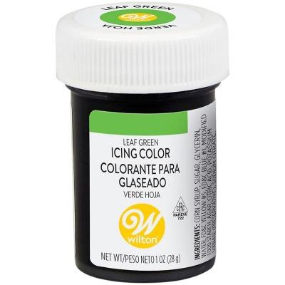 1 Oz Icing Color Leaf Green