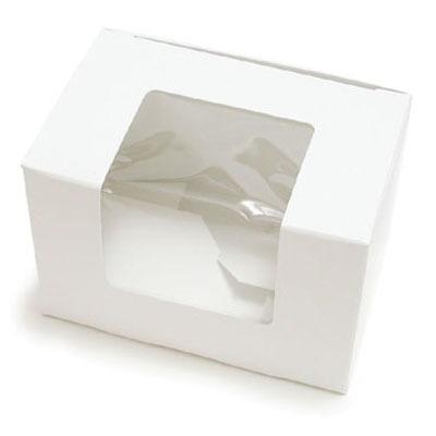 White Egg Box/Window 1 LB