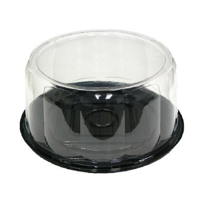 """10"""" Plastic Cake Dome Set"""