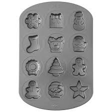 12 Cav Holiday Cookie Pan