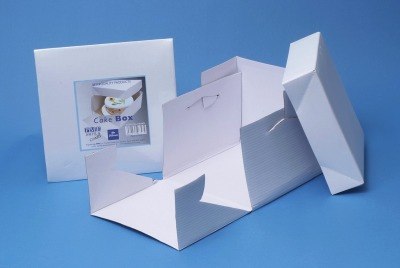 "12"" PME Cake Box"