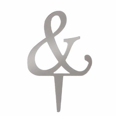 "2.5"" Monogram Ampersand"