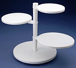 4 Tier Adjustable Cake Stand