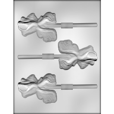 "3.25""  Iris Lolly Mold (3)"