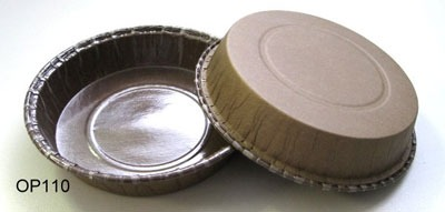 """3-5/8"""" Bake Mold w/ Dome 50 CT"""