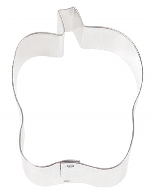 "3"" Apple Cookie Cutter"