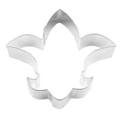 """3"""" Fleur De Lis Cookie Cutter"""