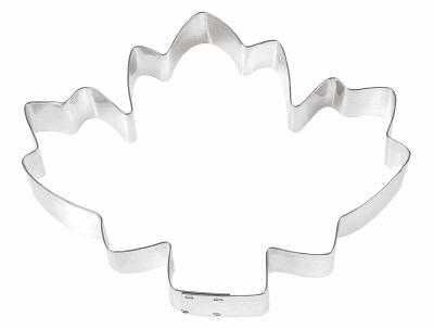 "3"" Maple Leaf Cookie Cutter"