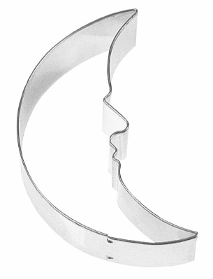 "3"" Moon Cookie Cutter"