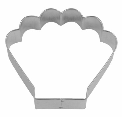 """3"""" Sea Shell Cookie Cutter"""