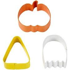 3PC Pumpkin Cutter Set