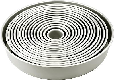 """4"""" Round Pan Set of 12"""
