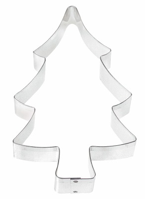 """5"""" Christmas Tree CookieCutter"""