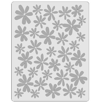 5 PC Icing ImpressMat Floral