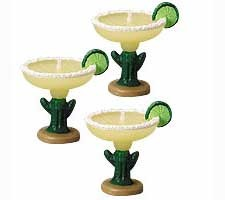 6-PC Margaritas Candle Set