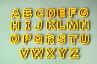 Alphabet Cutter Set 26PC
