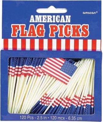 """2.5"""" Flag Picks"""
