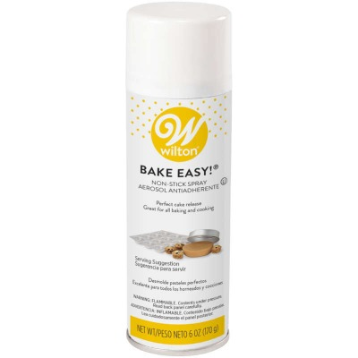 Bake Easy Non Stick Spray 6 OZ