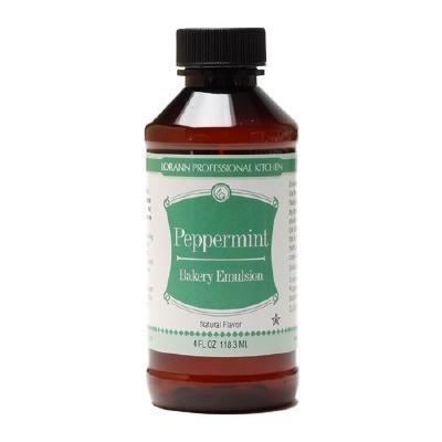 Bakery Emulsion Peppermint 4 Ounce