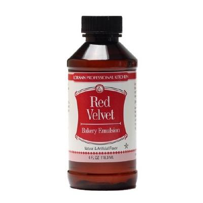 Bakery Emulsion Red Velvet 1 Gallon