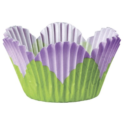 Baking Cup Lavendar Petal 48CT