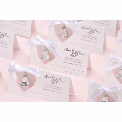 Bell Placecard/Favor 24 CT
