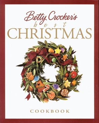 Betty Crockers Xmas Cookbook