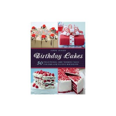 Birthday Cakes - Janne Jensen Book