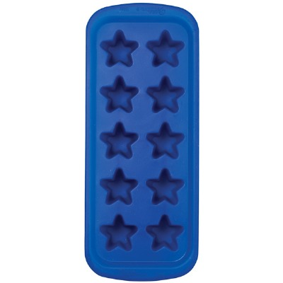 Blue Star Ice Cube Mold