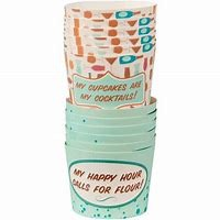 Boozy Treat Straight Cup 12 CT